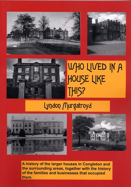 Who Lived in House Like This  Lyndon Murgatroyd
