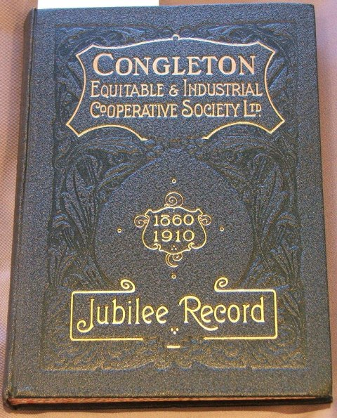 Congleton Co-operative Society Jubilee Record