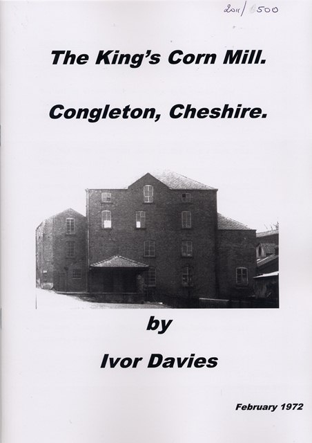 The King's Corn Mills Congleton
