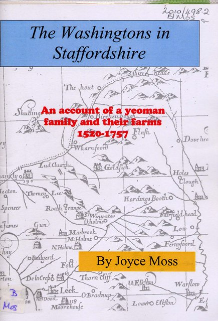 The Washingtons in Staffordshire