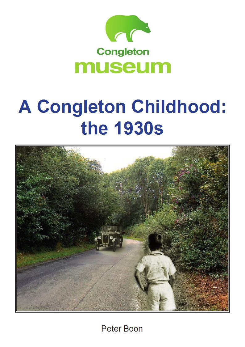 Congleton Childhood in 1930s